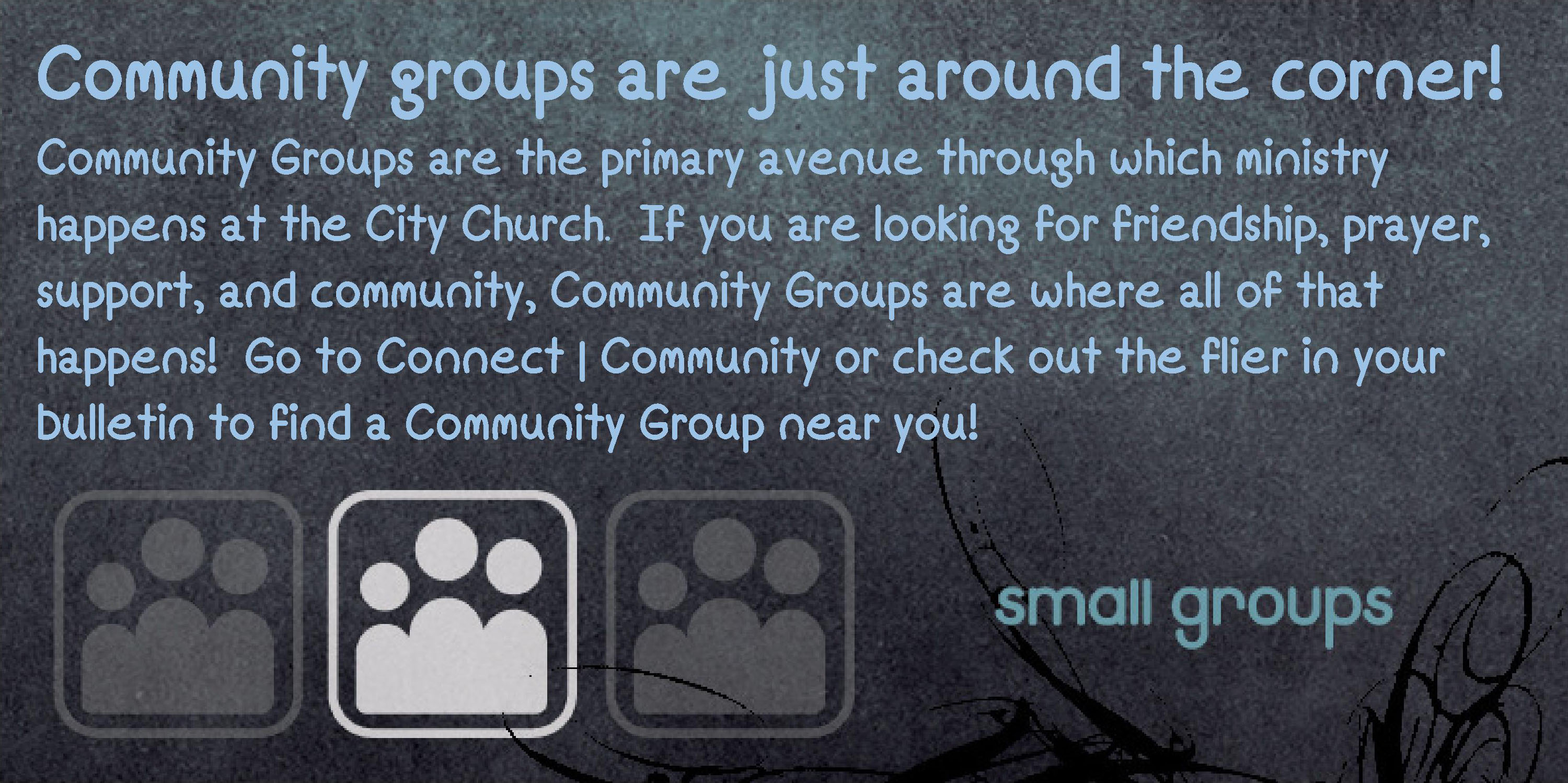 Community Groups001